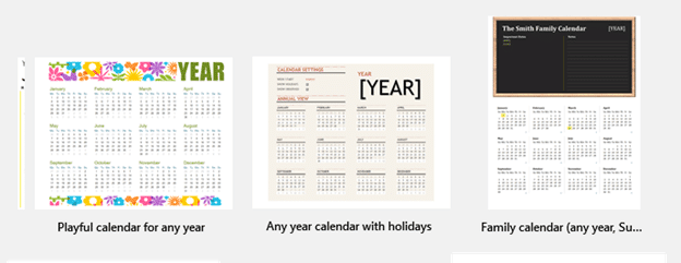 2019 calendars from excel microsoft excel 25228 - 2019 Calendars from Excel