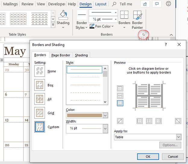 2019 calendars in microsoft word microsoft office 25208 - 2019 Calendars in Microsoft Word