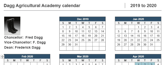 2020 academic calendar in microsoft word microsoft office 33634 - 2020 Academic calendar in Microsoft Word