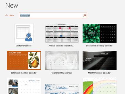 2020 calendars in powerpoint microsoft office 33686 - 2020 Calendars in PowerPoint