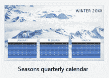 2020 calendars in powerpoint microsoft office 33695 - 2021 Calendars in your PowerPoint slides