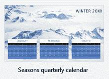 2020 calendars in powerpoint microsoft office 33695 - 2020 Calendars in PowerPoint