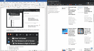 a better side by side document view for windows and mac microsoft office 35323 - A better Side-by-Side document view for Windows and Mac
