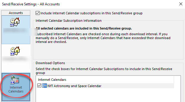 add an internet shared calendar to outlook 14673 - Add an Internet shared calendar to Outlook