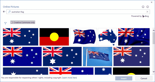 add the australian flag into word excel or powerpoint microsoft office 34355 - Add the Australian Flag into Word, Excel or PowerPoint
