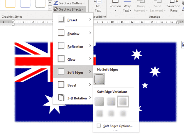 add the australian flag into word excel or powerpoint microsoft office 34361 - Add the Australian Flag into Word, Excel or PowerPoint