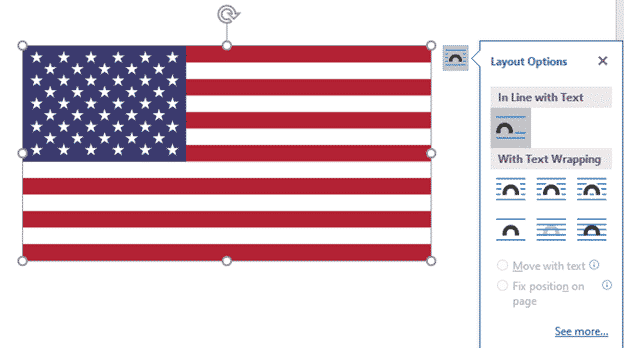add the us flag into word excel or powerpoint microsoft office 33954 - Add the US Flag into Word, Excel or PowerPoint
