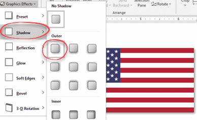add the us flag into word excel or powerpoint microsoft office 33955 - Add the US Flag into Word, Excel or PowerPoint
