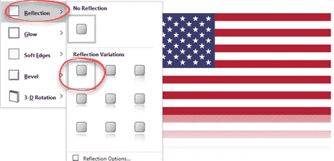 add the us flag into word excel or powerpoint microsoft office 33956 - Add the US Flag into Word, Excel or PowerPoint