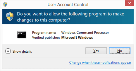 admin rights are the biggest windows security problem 12582 - Admin rights are the biggest Windows security problem