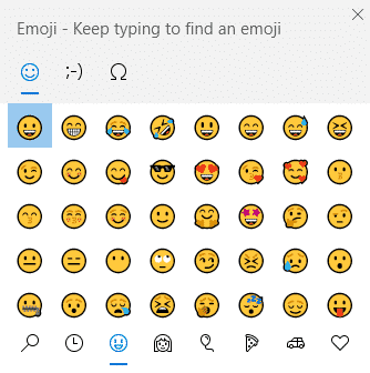 all about microsofts new emoji key microsoft office 31936 - All about Microsoft's new Emoji Key