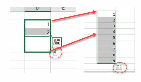 auto fill magic in excel microsoft excel 31076 - Auto Fill hidden tricks in Excel