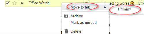 automatically marking newsletters as not spam at gmail microsoft outlook 17288 - Automatically marking newsletters as 'not spam' at Gmail