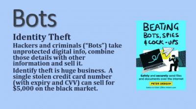 beating bots spies cock ups safely securely send files and documents 35294 400x224 - Beating Bots, Spies & Cock-ups - Safely & securely send files and documents