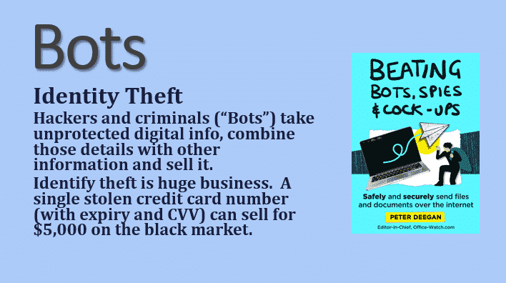 beating bots spies cock ups safely securely send files and documents 35294 - Beating Bots, Spies & Cock-ups - Safely & securely send files and documents