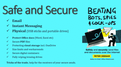 beating bots spies cock ups safely securely send files and documents 35298 400x222 - Beating Bots, Spies & Cock-ups - Safely & securely send files and documents