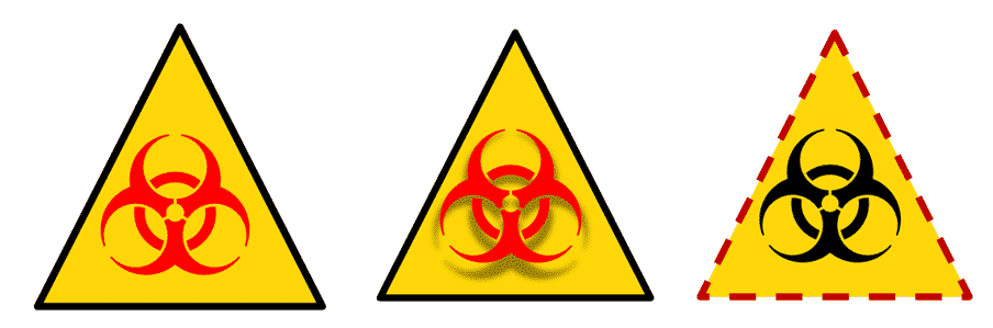 biohazard symbol for word powerpoint and more microsoft office 35771 - Biohazard symbol for Word, PowerPoint and more