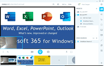 blur and virtual background choices for any online meeting microsoft powerpoint 37734 - Blur and Virtual Background choices for any online meeting