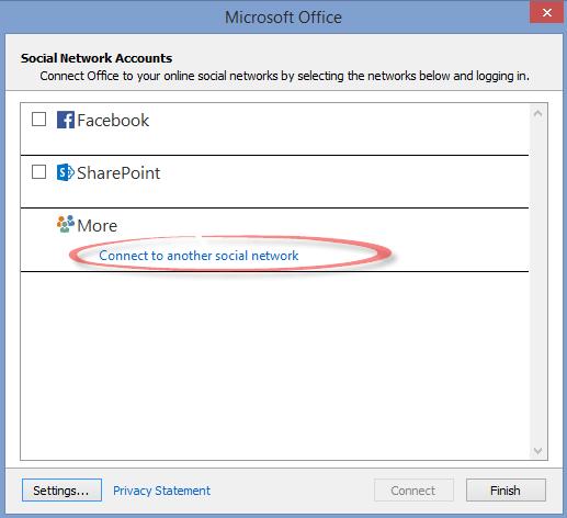 broken link in outlook 2013 microsoft outlook 4081 - Broken link in Outlook 2013