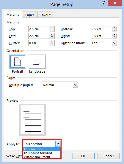 change margins in word microsoft word 33084 - Change Margins in Word
