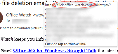 check your email links are real not phishing but why microsoft makes it easier for criminals microsoft outlook 28625 - Check your email links are real not phishing but why Microsoft makes it easier for criminals?
