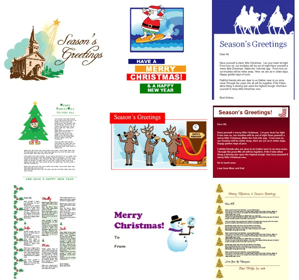 christmas cheer with microsoft office 6554 - Christmas Cheer with Microsoft Office