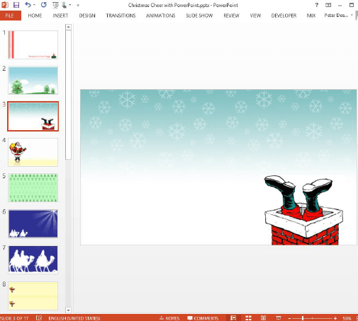 christmas cheer with microsoft office 6560 - Christmas Cheer with Microsoft Office