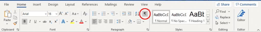 column breaks in word 37683 - Column Breaks in Word