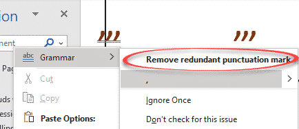 comma ellipsis in word and office microsoft office 31649 - Comma Ellipsis in Word and Office