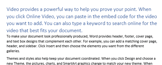 complete guide to adding placeholder or filler text in word microsoft word 29561 - Complete guide to adding placeholder or filler Text in Word