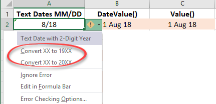 converting text with month and year into excel dates microsoft excel 24365 - Converting Text with month and year into Excel dates
