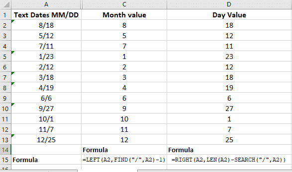 converting text with month and year into excel dates microsoft excel 24366 - Converting Text with month and year into Excel dates