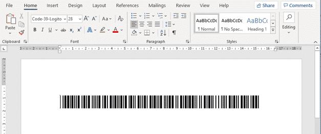 create barcodes in word 34279 - Create Barcodes in Word
