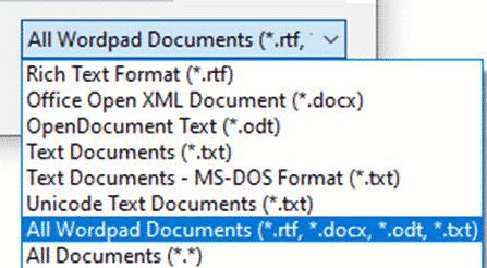 dont forget wordpad the emergency microsoft word microsoft office 31185 - Don't forget WordPad – the emergency Microsoft Word