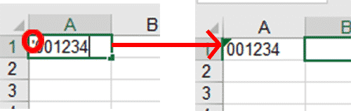 enter numbers starting with zero in excel 35249 - Enter Numbers Starting with Zero in Excel