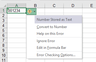 enter numbers starting with zero in excel 35250 - Enter Numbers Starting with Zero in Excel