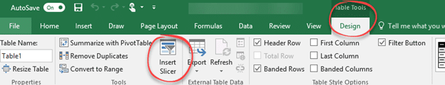 excel slicers beyond pivottables into tables 16267 - Excel Slicers beyond PivotTables into Tables