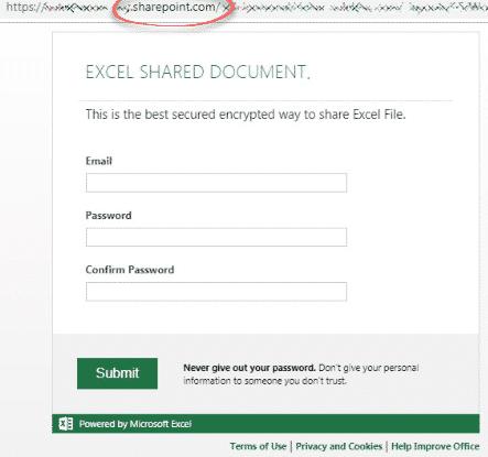 excel system delay phishing trick microsoft office 32868 - Excel 'system delay' phishing trick