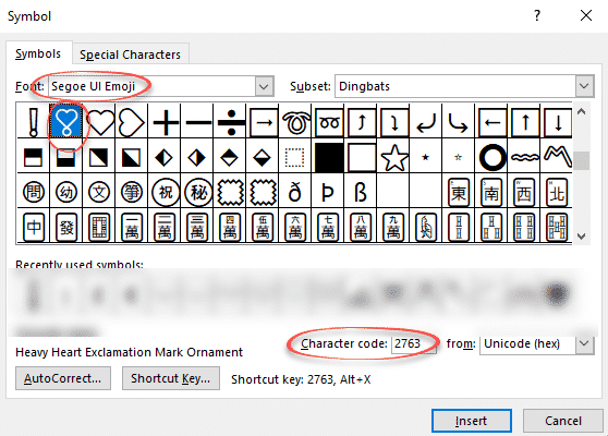 explore five yes five different exclamation mark in word microsoft office 28476 - Explore five (yes FIVE) different Exclamation Mark ! in Word