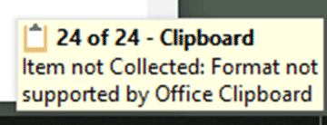 exploring the office clipboard microsoft office 23584 - Exploring the Office clipboard