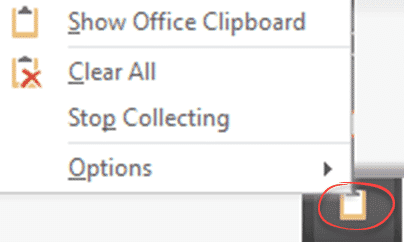 exploring the office clipboard microsoft office 23588 - Exploring the Office clipboard