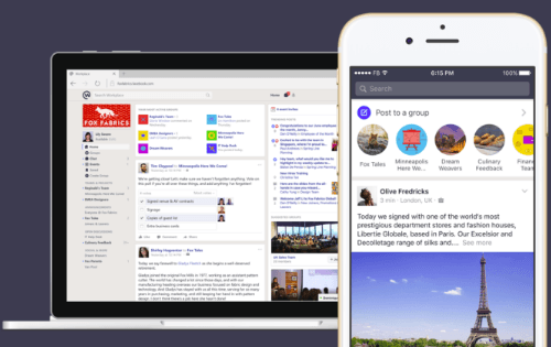 facebooks workplace with microsoft office 10938 - Facebook's Workplace with Microsoft Office