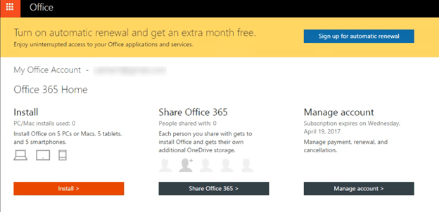 fix a broken office 365 purchase 8311 - Fix a broken Office 365 purchase