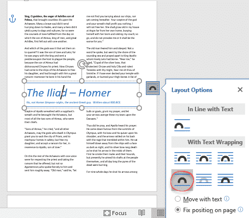 flowing column text in word with break out or sidebar microsoft word 27782 - Flowing column text in Word with break-out or sidebar