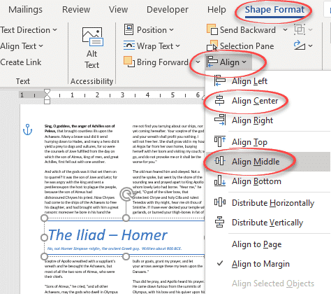 flowing column text in word with break out or sidebar microsoft word 27783 - Flowing column text in Word with break-out or sidebar