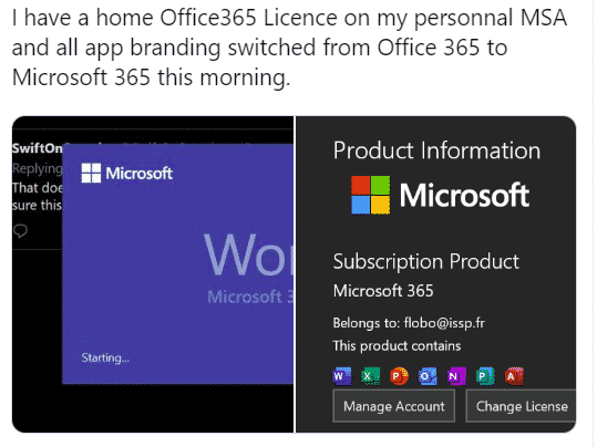 four signs that office 365 will become microsoft 365 microsoft office 31059 - Four signs that Office 365 will become Microsoft 365