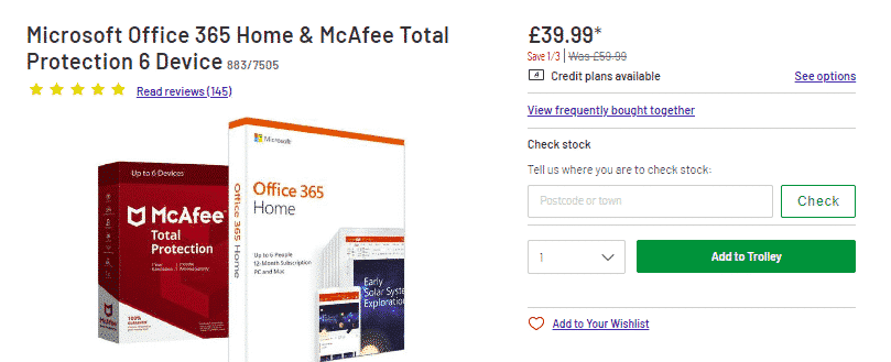 great office 365 deal in the uk buying office 31591 - How a savvy Office Watch reader really saved with Office 365