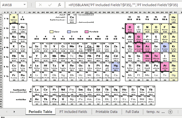 great periodic table documents for microsoft office microsoft office 26202 - Great Periodic Table documents for Microsoft Office