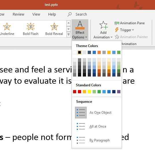 hiding text in powerpoint microsoft powerpoint 32390 - Hiding Text in PowerPoint