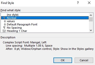 how to convert normal style into body text style in word microsoft office 25129 - how-to-convert-normal-style-into-body-text-style-in-word-microsoft-office-25129